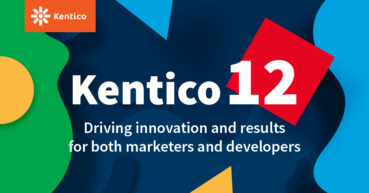 Kentico 12 has launched